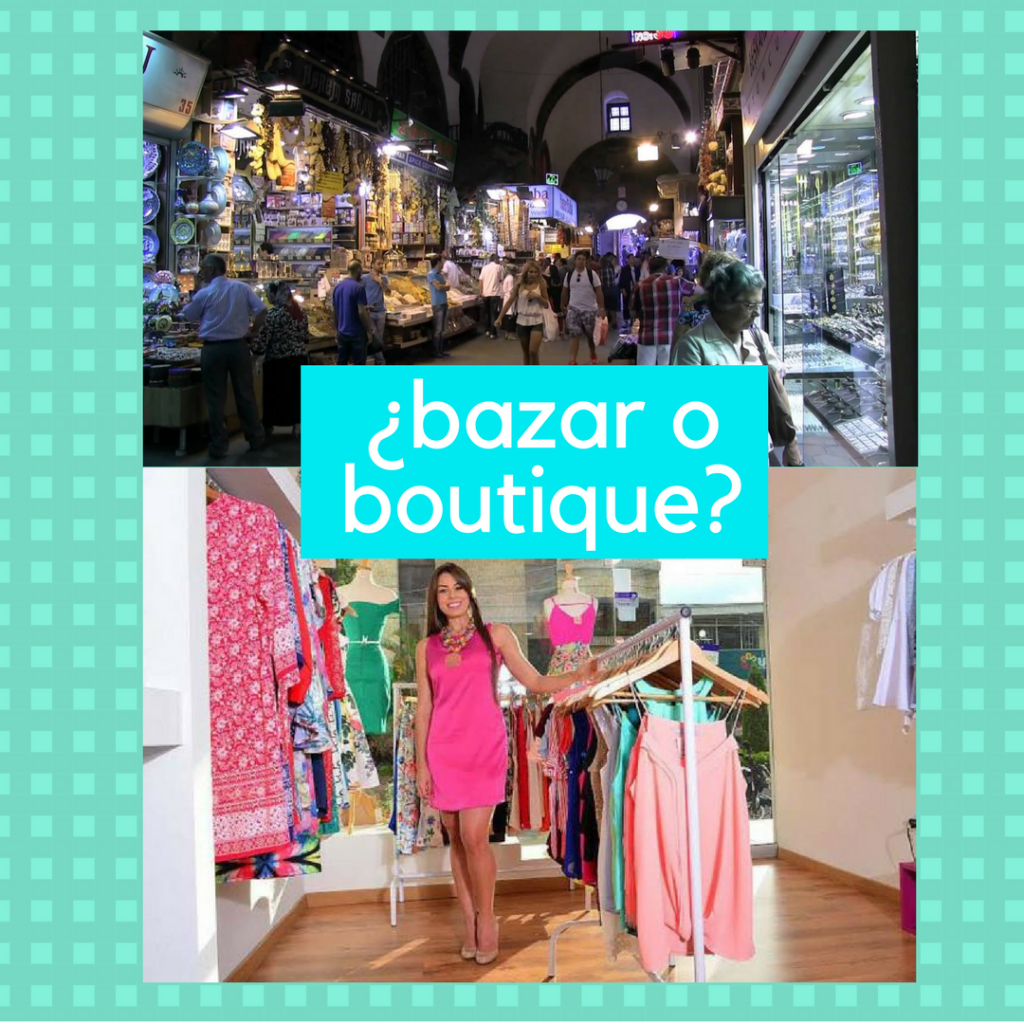 bazar boutique